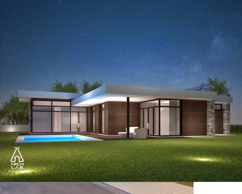 Casas modernas y baratas dormitorios casas lujosas for Casa moderna baratas