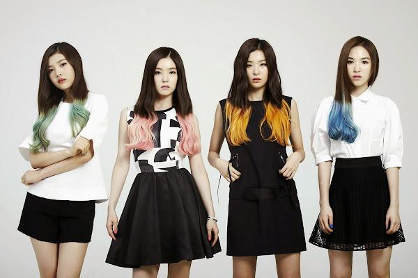 Red Velvet Concept