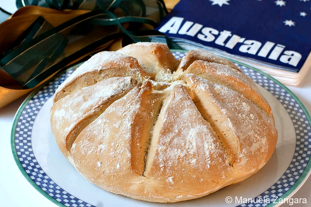 Australian damper bread recipe dishmaps for Austalian cuisine