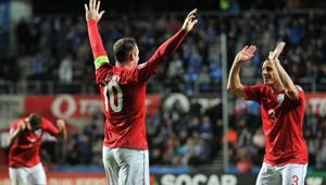 Eliminatórias da Eurocopa: Estônia 0 x 1 Inglaterra