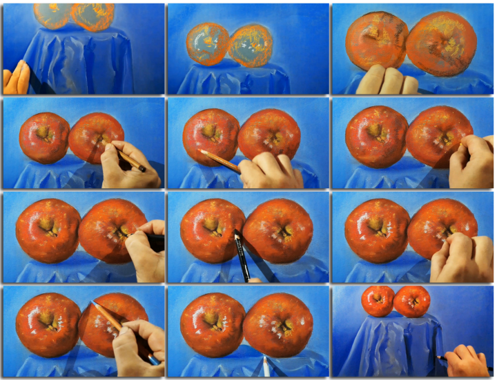 collage-fotogramas-video-manzanas-al-pastel
