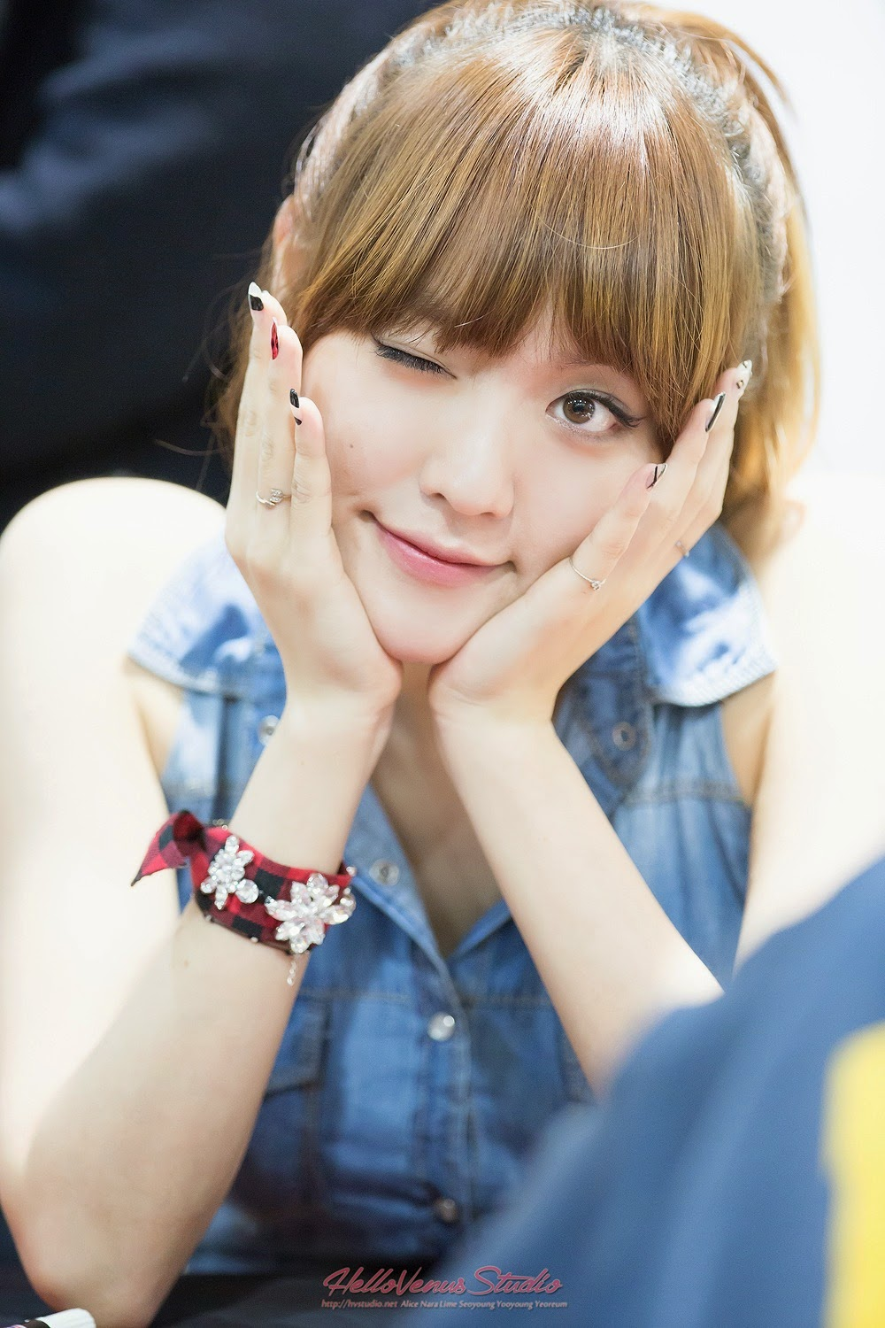 HelloVenus Lime