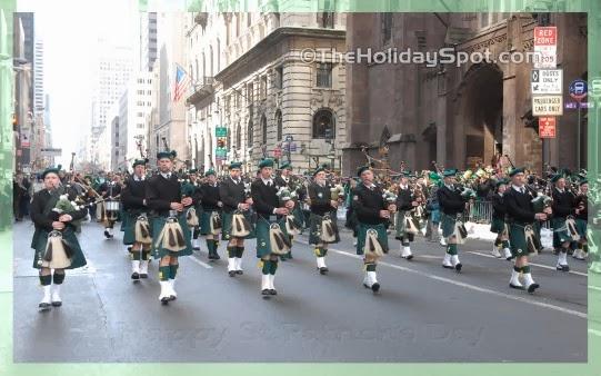 Patrick's Day Parades