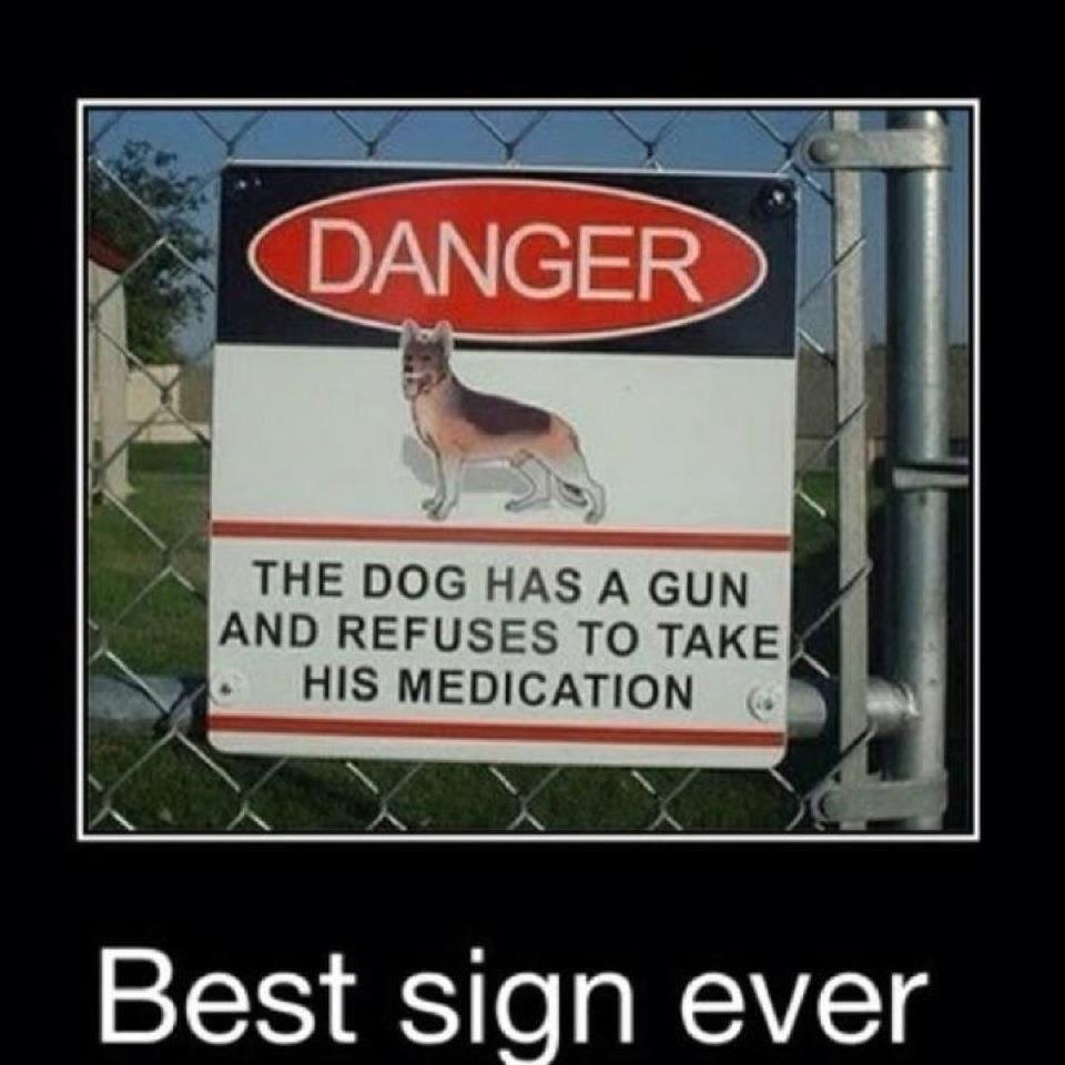 Does A Beware Of Dog Sign Make You Liable