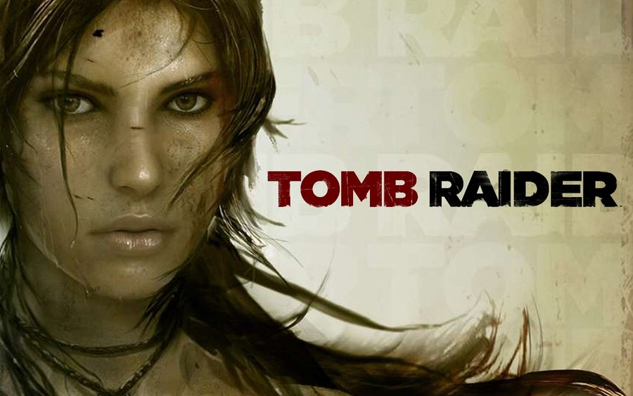 Lara Croft a Tomb Raider 9