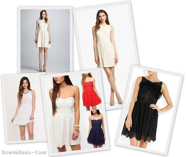 Eyelet Dresses, Neiman Marcus, Nordstrom, PacSun, Urban Outfitters, Nina Ricci