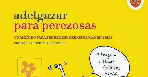 Libros y juguetes 1demagiaxfa libro adelgazar para perezosas marie belouze storm - Dieta para bajar de peso en un mes ...
