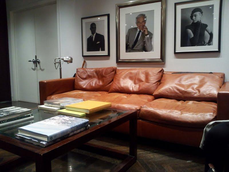 Ralph Laurens Home Office OfficeEnvy