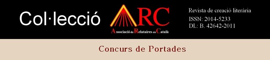 Concurs de Portades - Associació de Relataires en Català