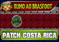 Patch Adicional da Costa Rica para Brasfoot 2012