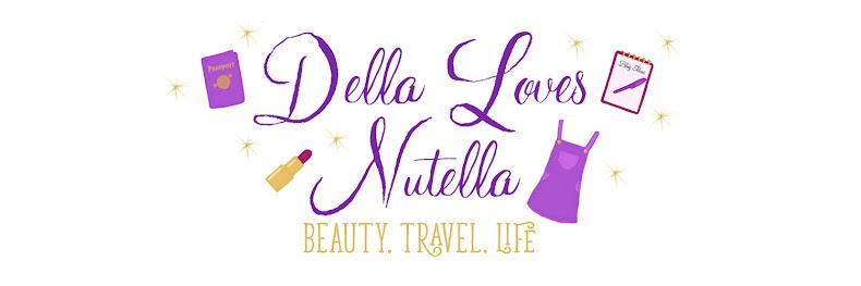 Della Loves Nutella ♥
