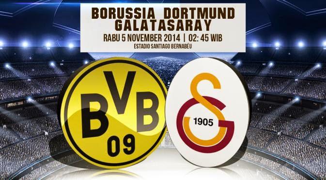 Dortmund Vs Galatasaray