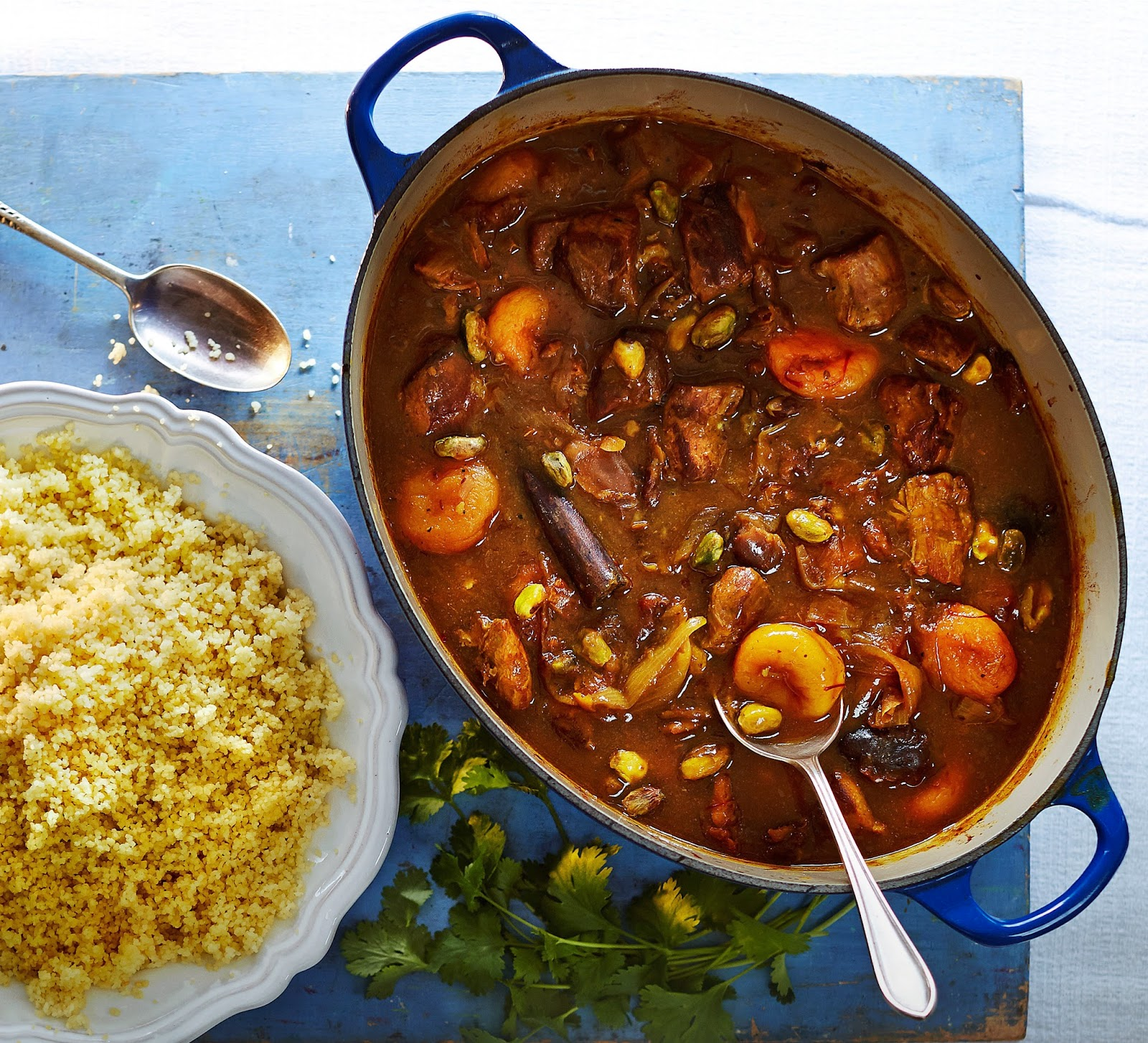 Persian lamb tagine recipe