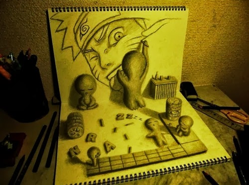 06-NAGAI-HIDEYUKI-Hide-永井-秀幸-3D-Pencil-Drawings-www-designstack-co