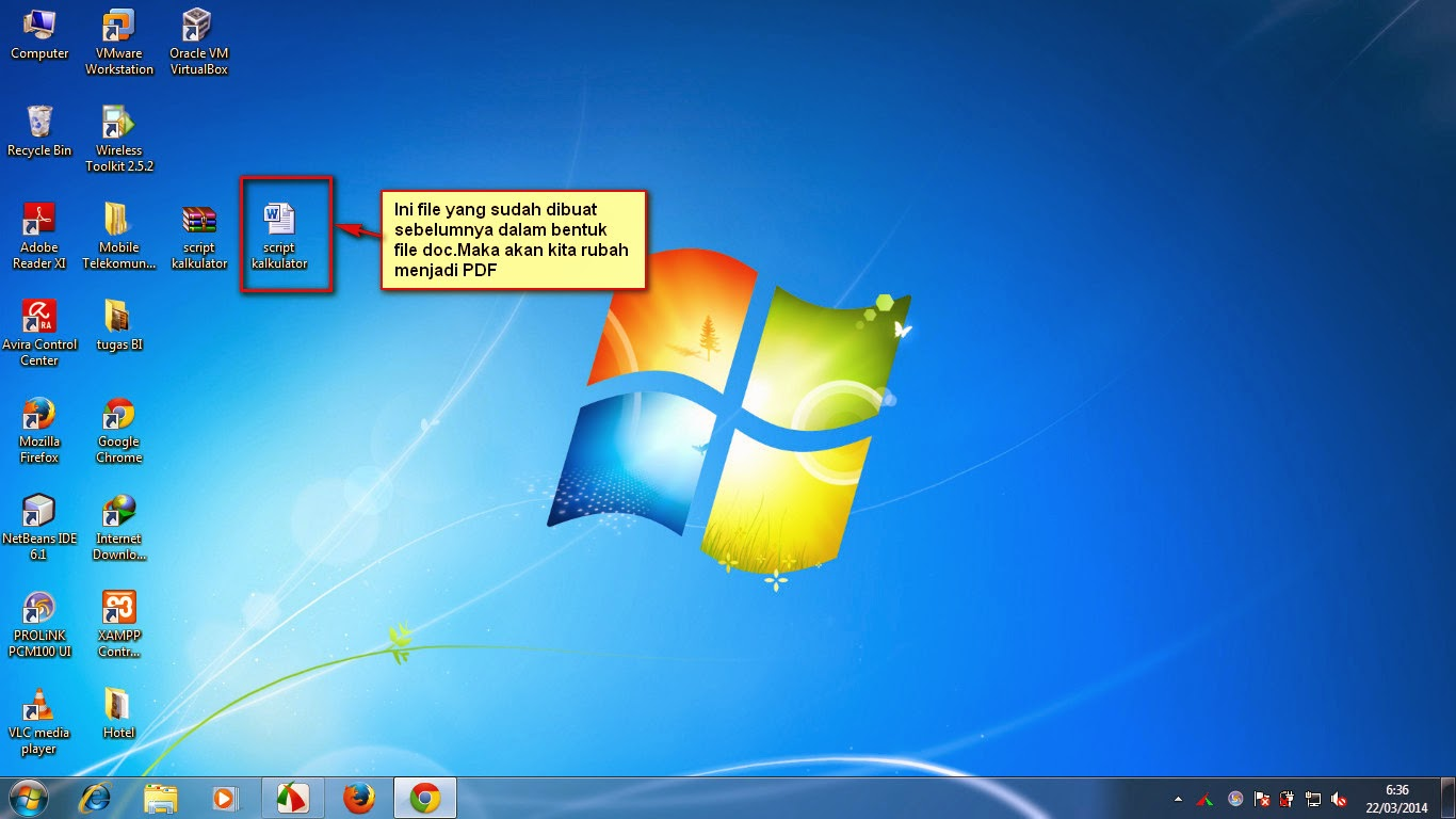 Cara Merubah File Microsoft Office Word Dan Exel Ke File PDF Dan Merubah File PDF Ke Microsoft Office Word Dan Exel