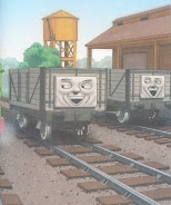 excerpt from The Close Shave (Thomas & Friends)