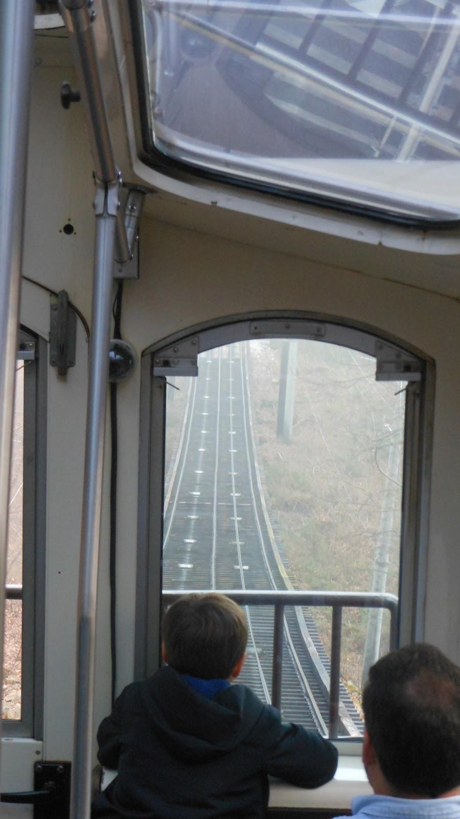 incline railway track