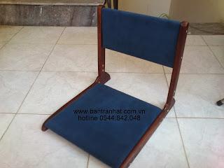 ghế không chân pisu