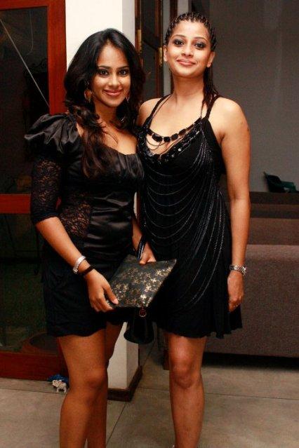 Nadeesha Hemamali's Birthday Party