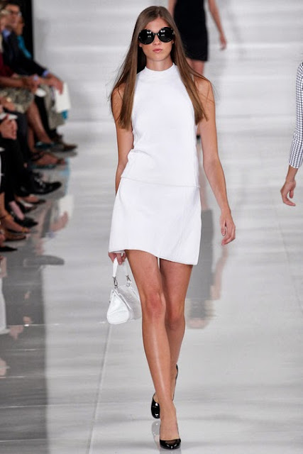 The Wawidoll Fashion Files Ralph Lauren SpringSummer 2014