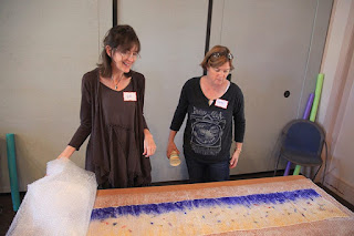 Wool workshop at Grand Canyon