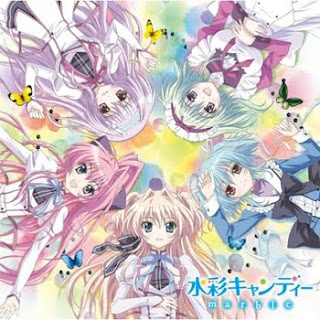 Mashiroiro Symphony ED Single - Suisai Candy