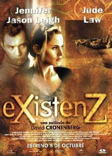 descargar eXistenZ: Mundo virtual – DVDRIP LATINO