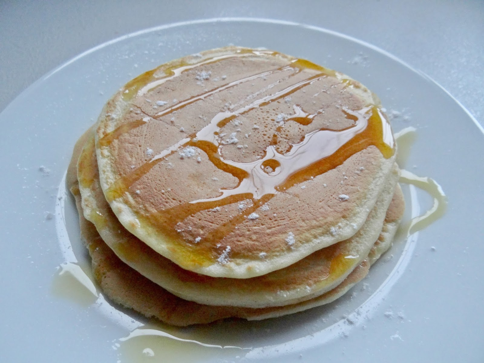 Banana Chocolate Pancakes Jamie Oliver