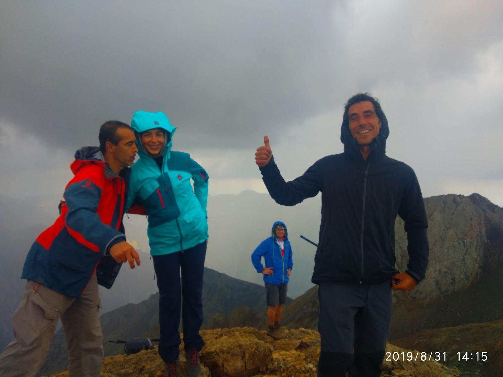 UT Valle de Tena: 77 km / 6800 mD+