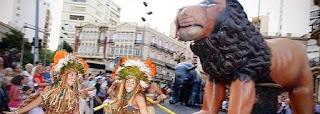 Fiestas patronales de Almería