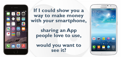 Sharing an app that people love to use