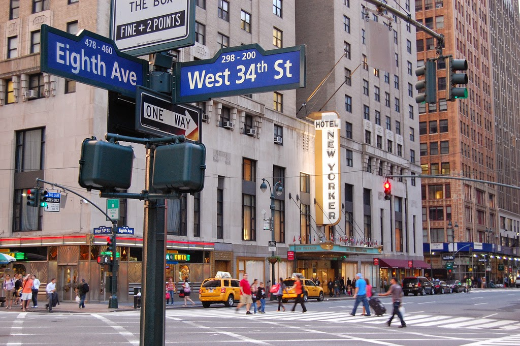 Hotels Near Th Avenue New York