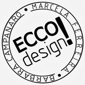 Meus projetos de eco design: