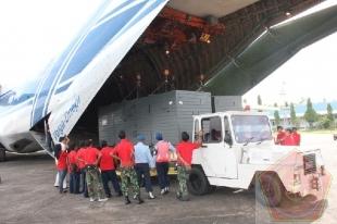 Pesawat Antonov Rusia Bawa 8 Engine Pesawat Tempur Sukhoi