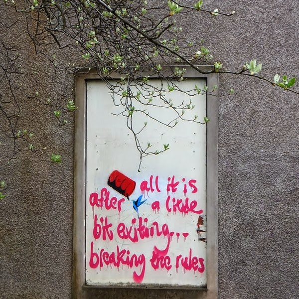Glasgow Scotland écosse West End street art
