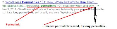 Long permalink