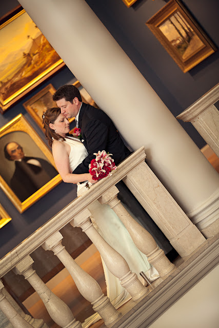 Currier Musuem of Art Manchester NH Wedding Photography