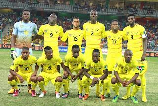 Togo v Burkina Faso AFCON 2013