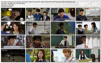 Review Film Who are You - School 2015 episode 9