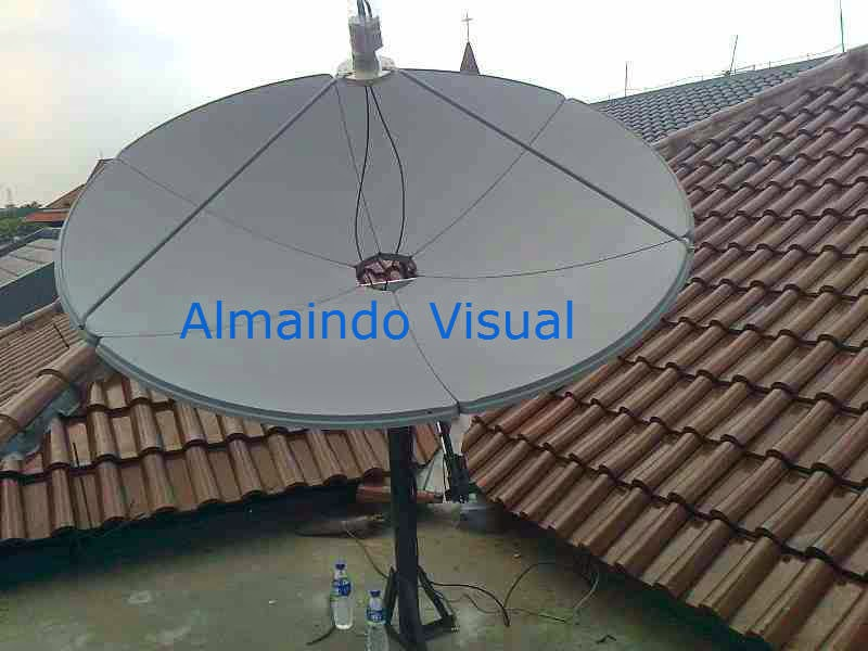 Antena parabola digital