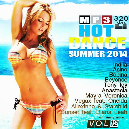 Download [Mp3]-[Dance Songs] เพลงแดนซ์ VA-Hot Dance Summer Vol.12 (2014) [Solidfiles] 4shared By Pleng-mun.com