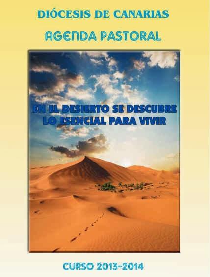 Agenda diocesana 2013-14