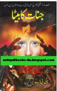 Son of Jinnat novel urdu