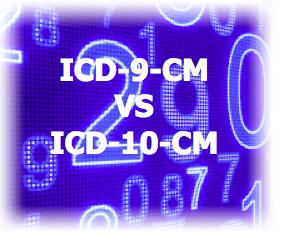 ICD 9 vs ICD 10