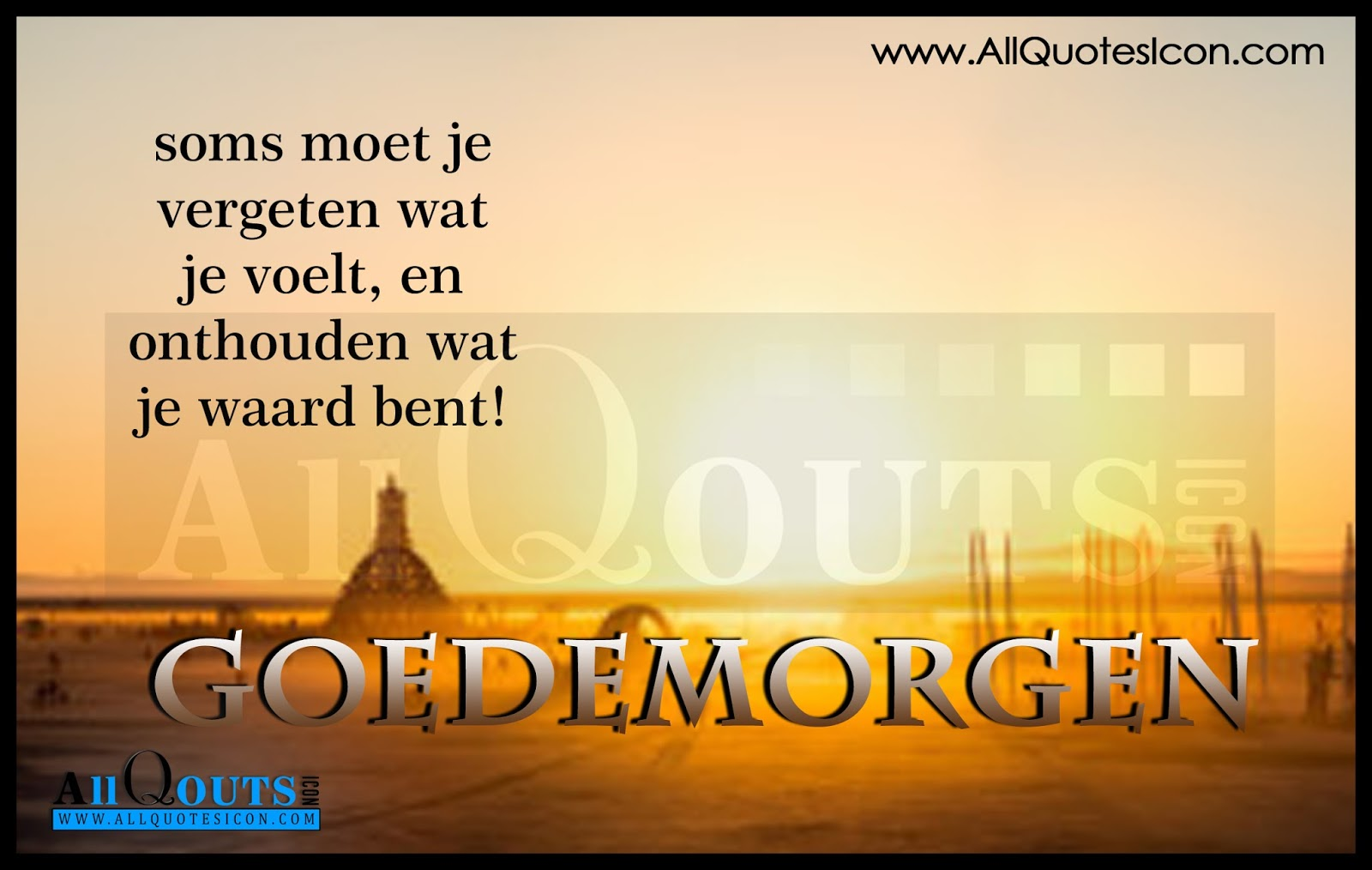 good morning wishes and quotes in dutch www