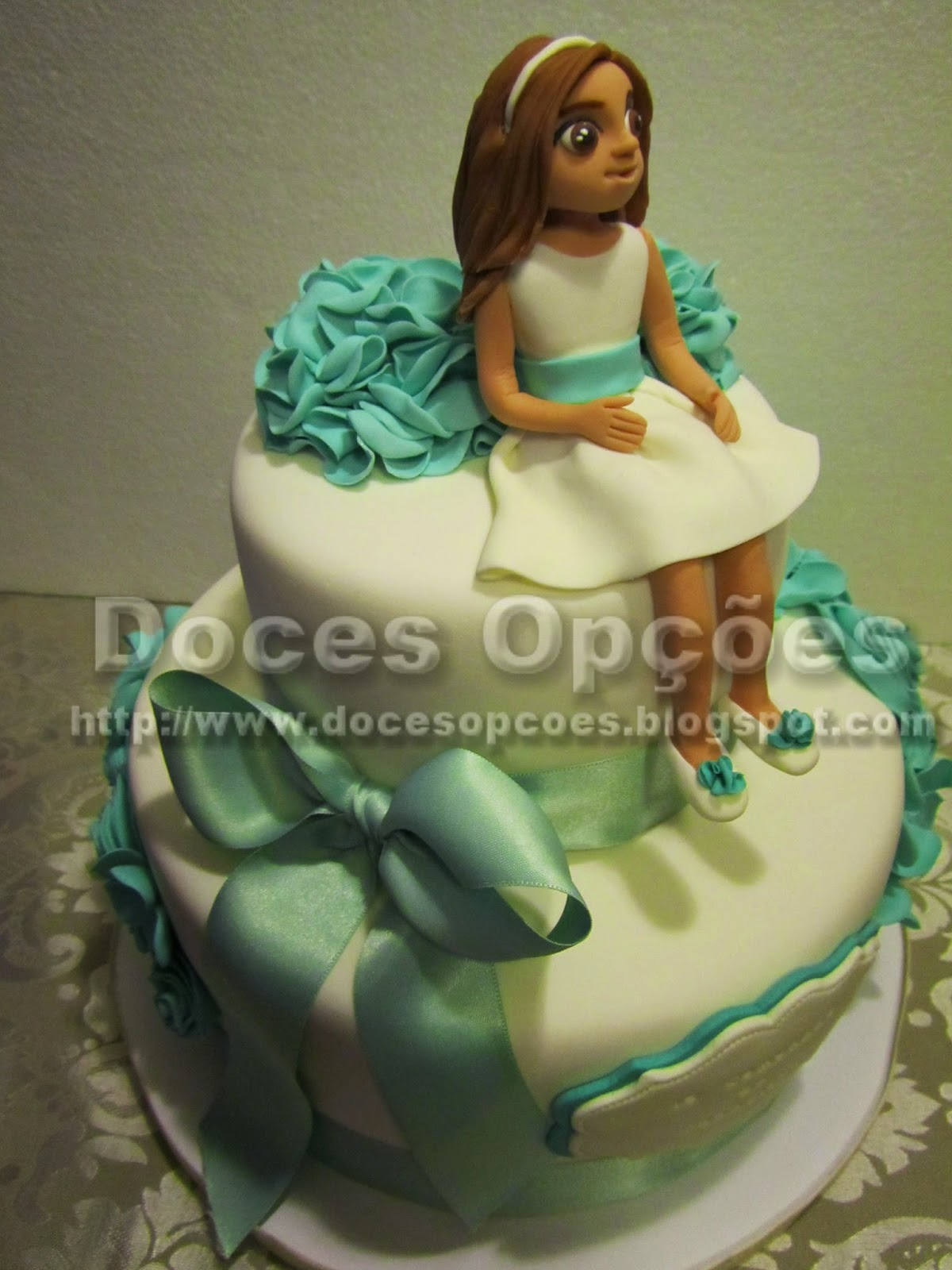 bolo comunhão cake design bragança