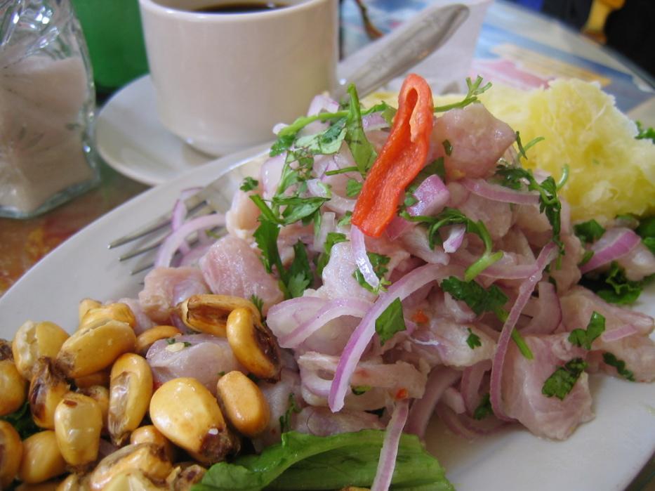 ceviche tropical ceviche ceviche peruvian ceviche peruvian food how to ...