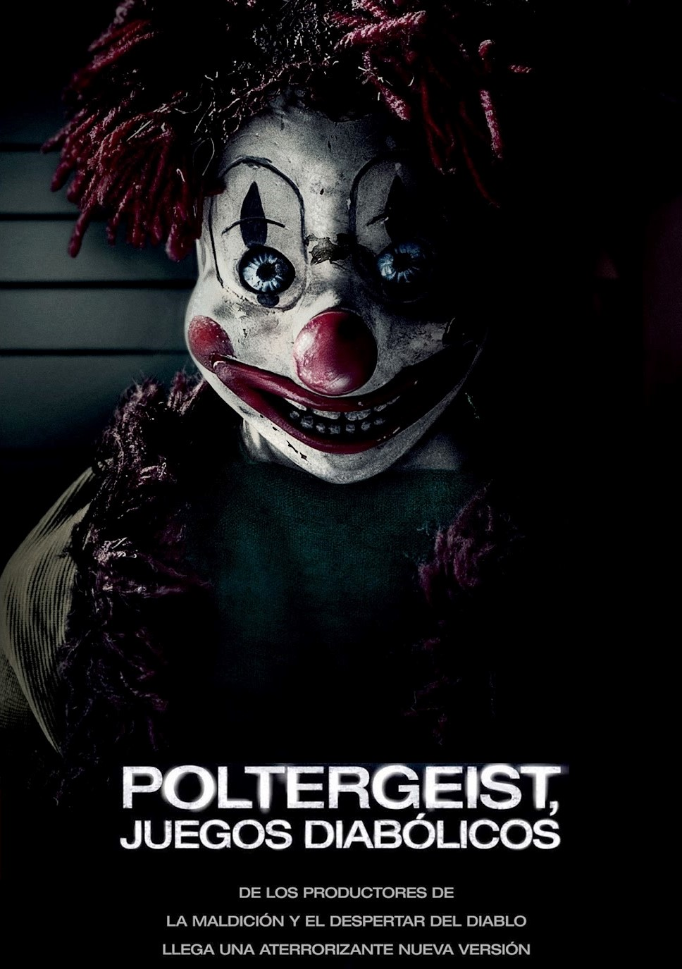 Poltergeist (2015) Subtitulada