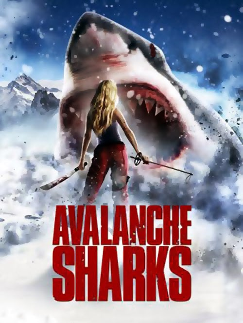 Avalanche de Tubarões   Dublado Download