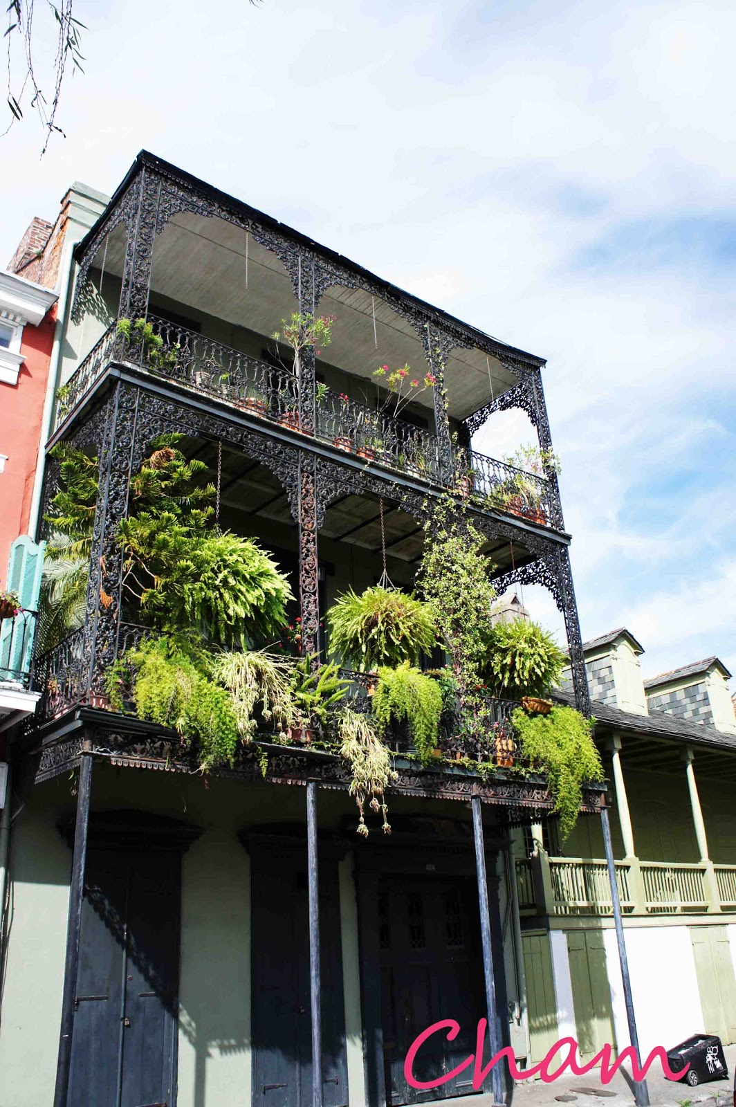 Architecture Of New Orleans New Orleans La